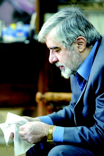 میر حسین موسوی