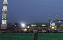 مجموعه تصاویر مسجد مقدس جمکران با کیفیت ۱۰ مگاپیکسل