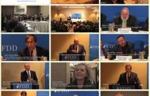 کلیپ کنفرانس مقابله با تهدید ایران / بنیاد آمریکایی دفاع از دموکراسی FDD