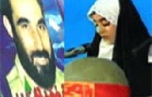 درد دل دختر شهيد ناصري با پدر