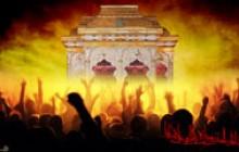 اِنَّ لقَتل الحُسینِ حَرارَهً فی قُلوبِ المؤمِنین لاَتبُردُ اَبَداً / شهادت امام حسین (ع) + psd