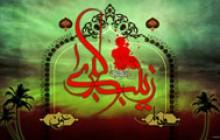 تصویر / محرم / شهادت طفلان حضرت زینب کبری (س)(به همراه فایل لایه باز psd)
