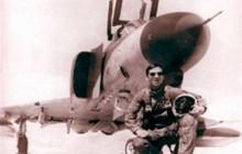 خلبانی که کمر نیروی هوایی عراق را شکست