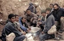 فرماندهان حتی نان خشک برای خوردن نداشتند