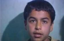 تصویر کوچکترین سرباز امام(ره) در اسارت