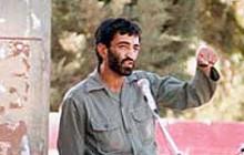 سخنرانی حاج احمد متوسلیان در سوریه:روزى که اسرائیل بترسد از لوله سلاحمان، به جاى گلوله پاسدار بیرون بیاید