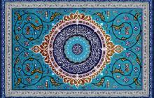 فایل لایه باز طرح کاشی کاری صلوات خاصه امام رضا (ع)
