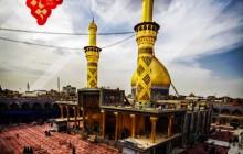 تصویر باکیفیت از گنبد حرم حضرت عباس (ع) / به همراه فایل لایه باز (psd)