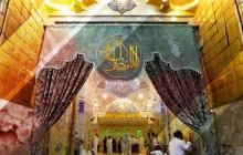 تصویر با کیفیت از حرم حضرت عباس (ع) / به همراه فایل لایه باز (psd)