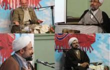 کلیپ سخنرانی سردارقاسمی،حجت الاسلام مصلحی،حجت الاسلام رسایی و دکتر جعفری در مراسم گرامیداشت نه دی