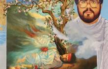 فایل لایه باز تصویر شهید سید رضا زاهدی