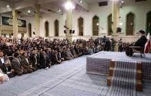 پیامک/ موضع رهبر انقلاب درباره بیانیه هستهای سوئیس و تجاوز سعوی به یمن