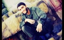 تصویر شهید بیضایی / مدافعان حرم