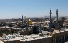فیلم برداری هوایی از حرم حضرت معصومه (س) / قسمت سوم سری جدید