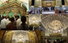 تصاویر با کیفیت از حرم حضرت عباس/سری اول- ashura