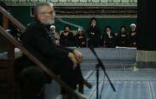 شعرخوانی حاج منصور ارضی در حسینیه امام خمینی(ره)