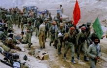 روایت یک حماسه از نیروهای «واکنش سریع» خرمشهر تا ساخت سنگر کلوخی فرمانده