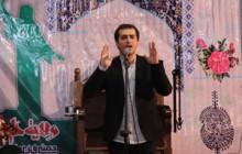 کلیپ/ شعرخوانی حمید برقعی در شب عید غدیر