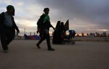 فیلم های خام از پیاده روی اربعین – قسمت چهلم