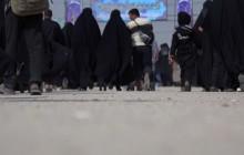 فیلم های خام از پیاده روی اربعین – قسمت بیست و دوم