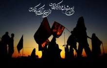 عکس/اربعین حسینی / ارسال شده توسط کاربران - مشاية الأربعين - Arbaeen