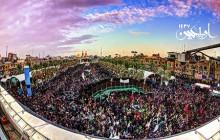 بین الحرمین در اربعین حسینی - Arbaeen