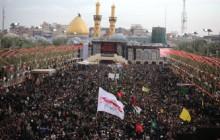 تصاویر بین الحرمین (روز اربعین) - Arbaeen