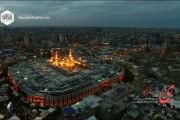 کلیپ پای پیاده با صدای میثم مطیعی - Arbaeen
