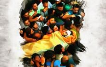 تصویر / کشمیر فلسطین گمنام / stop killings in kashmir