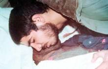 همرزم شهید موحددانش: نخ اتصال به حق در دستانش بود