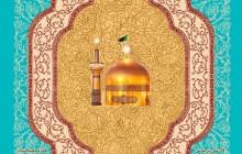 تصویر / امام رضا (ع) / عهدی بر گردن شیعیان