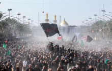 فیلم های خام مراسم روز اربعین ۹۴ - کربلا - قسمت ۳