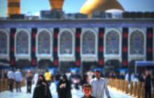 فیلم های خام حرم امام حسین علیه السلام - قسمت ۴