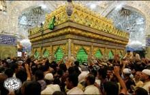 فیلم های خام ضریح حضرت عباس علیه السلام - قسمت 2