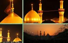 تصاویر باکیفیت از حرم امام حسین (علیه السلام)-بخش دوم