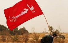 مجموعه هفتم عکس های راهپیمایی اربعین ۹۵ ، مشایة الأربعین ، arbaeen