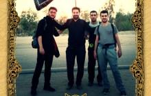 تصویر / راهپیمایی اربعین حسینی ، مشایة الأربعین ، arbaeen