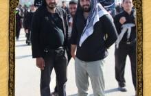 راهپیمایی اربعین حسینی ، مشایة الأربعین ، arbaeen / نائب الشهید