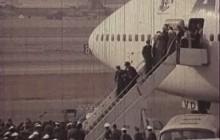 فیلم خام از انقلاب اسلامی سال 57 - قسمت سیزدهم - ورود امام خمینی (ره)
