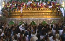 فیلم خام از حرم امام علی علیه السلام - قسمت ۴