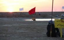 فیلم خام راهیان نور – یادمان شلمچه – ۱۶-۹۵