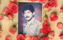 فایل لایه باز تصویر شهید حسن فخاری / شهدای شهر من
