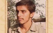 فایل لایه باز تصویر  شهید رحیم کدخدایی / شهدای شهر من