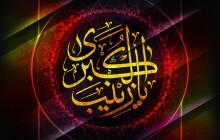 فایل لایه باز تصویر وفات حضرت زینب (س) / ارسال شده توسط کاربران