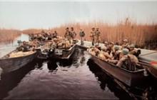 استحکامات و موانع عراق در منطقه عمومی عملیات خیبر