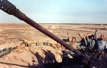 یادی از دلاورمردان توپخانه در والفجر 8