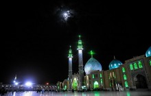 فیلم های هوایی از مسجد مقدس جمکران - قسمت ۴