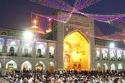 فیلم های خام از حرم امام رضا علیه السلام - قسمت 2