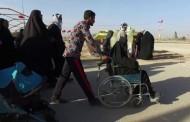 فیلم های خام از پیاده روی اربعین - مشایه الأربعین – قسمت ۳۱-۹۵