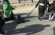فیلم های خام از پیاده روی اربعین - مشایه الأربعین – قسمت ۳۴-۹۵